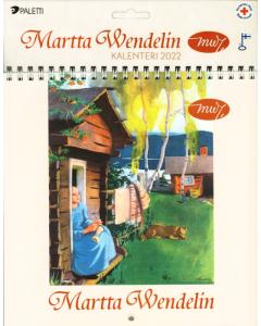 Martta Wendelin kalenteri 2022