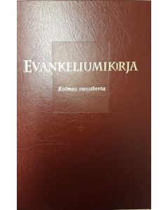 3. Vuosikerran Evankeliumikirja (2004)