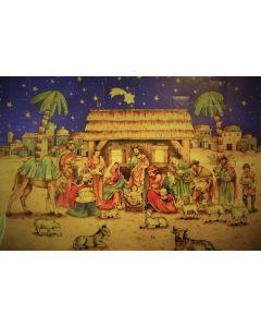 Joulukalenteri no 70106