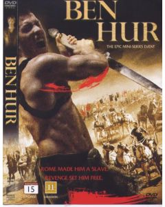 DVD Ben Hur - The Epic mini-series event