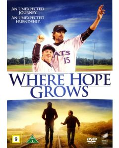 DVD Where Hope Grows