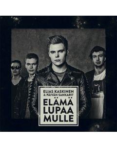 CD ELÄMÄ LUPAA MULLE
