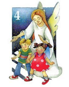 Onnea ja siunausta 4-vuotiaalle (Juvonen) 20 kpl
