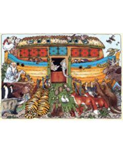 Osallistumistaulu Nooan arkki 20 kpl