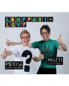 CD Lempparilevy