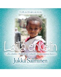 CD LAILLA ENKELIN 2 CD