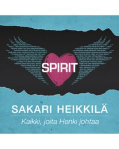 CD Spirit - Kaikki joita Henki johtaa