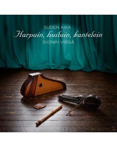 CD HARPUIN, HUILUIN, KANTELEIN
