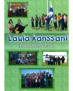 CD & DVD Karaoke Laula kanssani