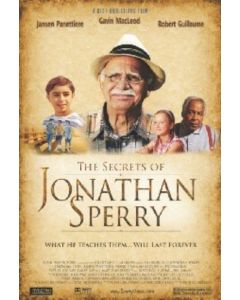 DVD The Secrets of Jonathan Sperry