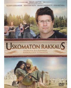 DVD Uskomaton rakkaus - Amazing love