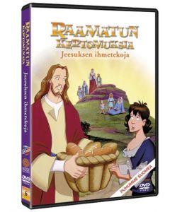 DVD Raamatun kertomuksia 6 - Jeesuksen ihmetekoja