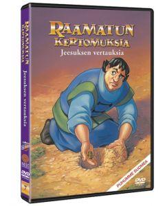 DVD Raamatun kertomuksia 7 - Jeesuksen vertauksia