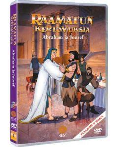DVD Raamatun kertomuksia 1 - Aabraham ja Joosef