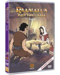 DVD Raamatun kertomuksia 5 - Joulu