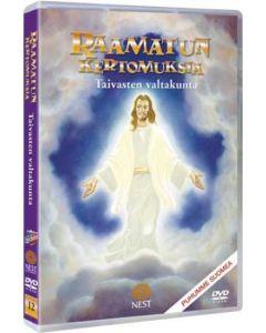 DVD Raamatun kertomuksia 12 - Taivasten valtakunta