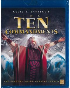 BR The Ten Commandments - Kymmenen käskyä