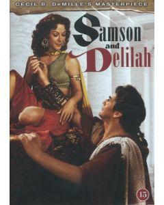 DVD Simson ja Delila