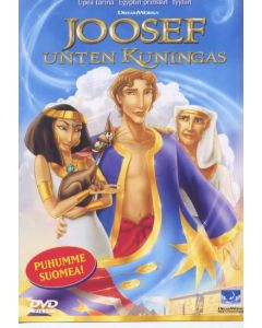 DVD Joosef unten kuningas