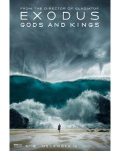 DVD  Exodus - Gods and Kings