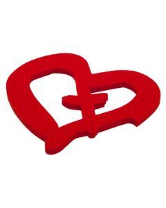 Yhteisvastuu Sydän-pannunalunen huopaa
