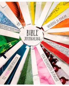 Bible Journaling-Uusi testamentti ja Psalmit