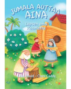 Jumala auttaa aina - Lapsen oma Raamattu