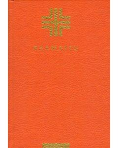 Jumalan Kansan Pyhä Raamattu - Oranssi