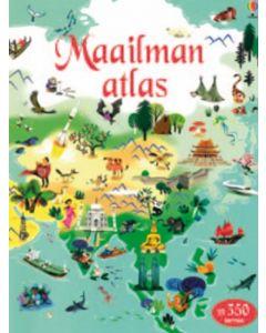 Maailman atlas-  tarrakirja