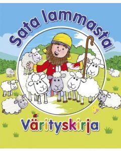 Sata lammasta värityskirja