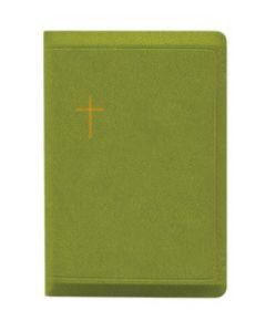 Raamattu Kansalle, keskikokoinen, lime, reunahakemisto