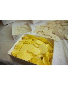 Ehtoollisleipä gluteeniton värjätty 100 kpl