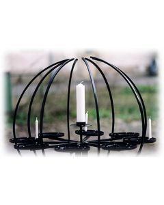 Lähetyskynttelikkö 48 kynttilälle