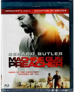 BR Machine Gun Preacher