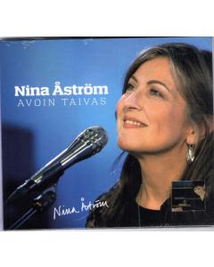 CD Avoin taivas - platinapainos