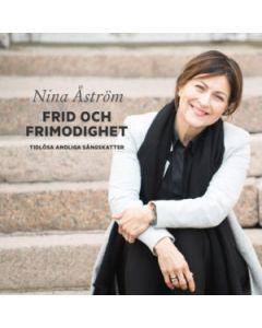 CD Frid och frimodighet - Nina Åström