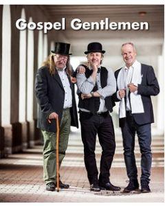 Gospel Gentleman --  Jaakko Löytty, Pekka Simojoki, Petri Laaksonen