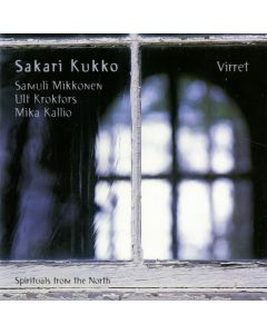 CD Virret - Spirituals from the North