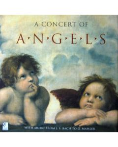 A Concert of Angels, kirja & 4 CD