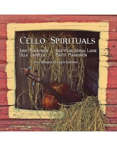 CD CELLO SPIRITUALS