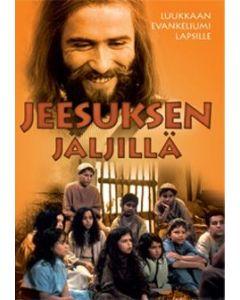 DVD Jeesuksen jäljillä