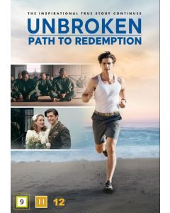 DVD Unbroken - Path to redemption