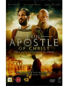 DVD Paul, Apostle of Christ - Paavali, Kristuksen apostoli