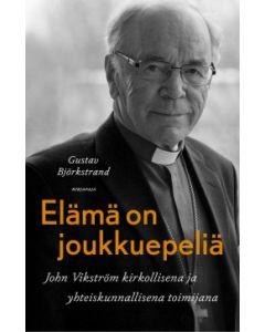 Elämä on joukkuepeliä - John Vikström  kirkollisena ja yhteiskunnallisena vaikuttajana