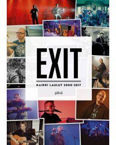 EXIT - Kaikki laulut 2000-2017