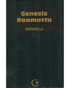 Genesis Raamattu kartastolla musta