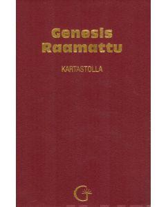 Genesis Raamattu kartastolla punainen