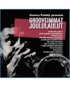 CD Grooveimmat joululaulut