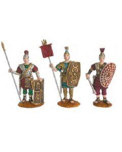 Jouluseimi, 3 hahmoa Sotilaat