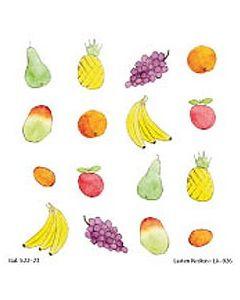 Osallistumistarra Hengen hedelmät 20 kpl